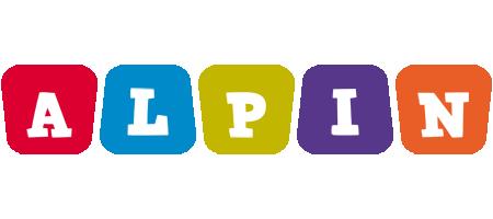 Alpin daycare logo