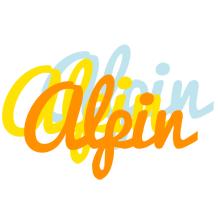 Alpin energy logo