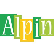 Alpin lemonade logo