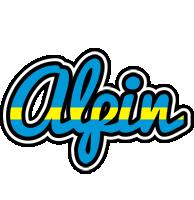 Alpin sweden logo