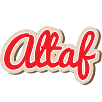 Altaf chocolate logo