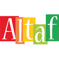 Altaf colors logo