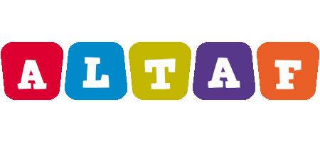 Altaf daycare logo