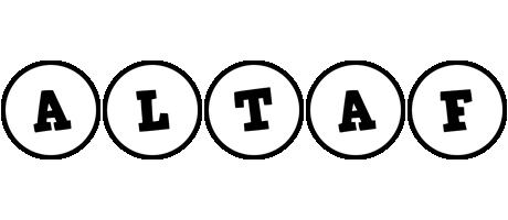 Altaf handy logo