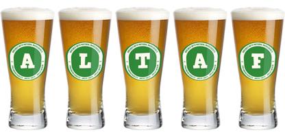 Altaf lager logo