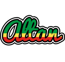Altan african logo