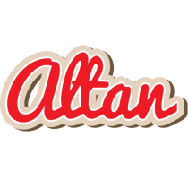 Altan chocolate logo