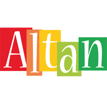 Altan colors logo