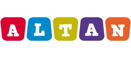 Altan daycare logo