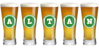 Altan lager logo