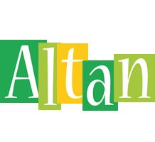 Altan lemonade logo