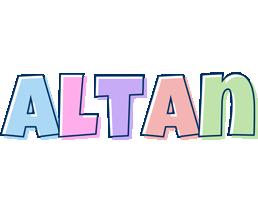 Altan pastel logo