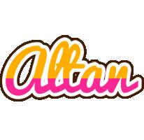 Altan smoothie logo