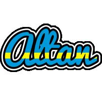 Altan sweden logo