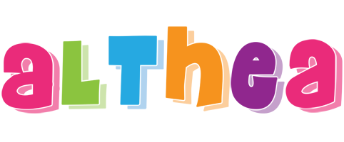 Althea friday logo