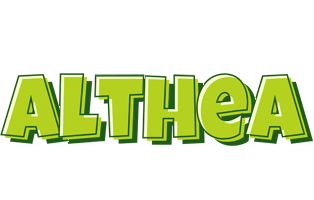 Althea summer logo