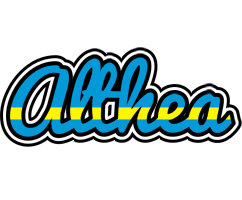 Althea sweden logo