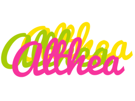 Althea sweets logo