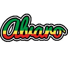 Alvaro african logo