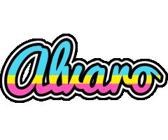 Alvaro circus logo
