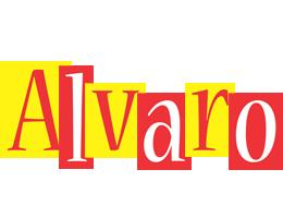 Alvaro errors logo