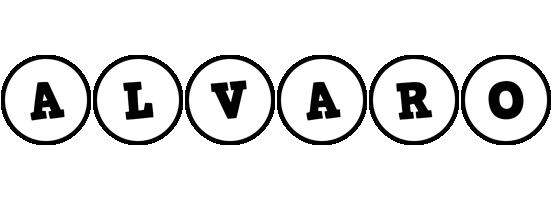Alvaro handy logo