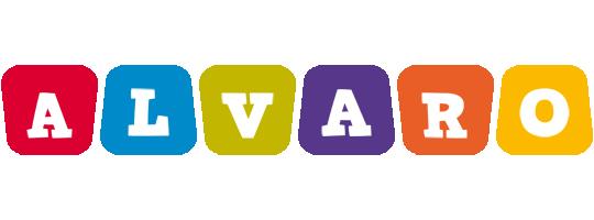 Alvaro kiddo logo