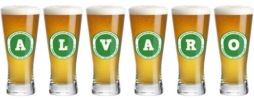 Alvaro lager logo