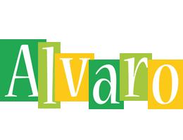 Alvaro lemonade logo