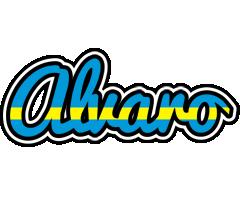 Alvaro sweden logo