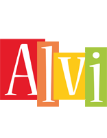 Alvi colors logo