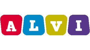 Alvi daycare logo