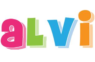 Alvi friday logo
