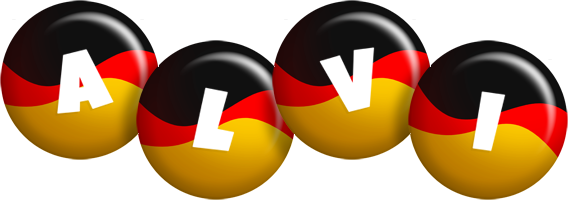 Alvi german logo