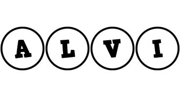 Alvi handy logo
