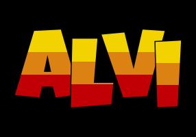 Alvi jungle logo