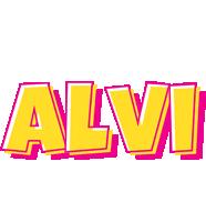 Alvi kaboom logo