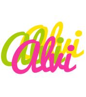 Alvi sweets logo
