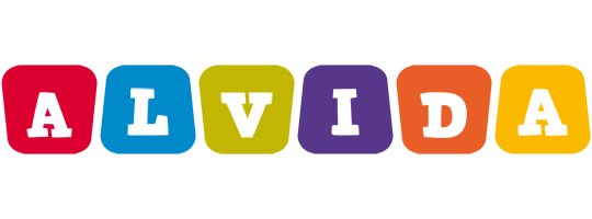 Alvida kiddo logo