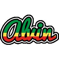 Alvin african logo