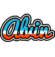 Alvin america logo