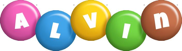 Alvin candy logo