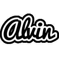 Alvin chess logo