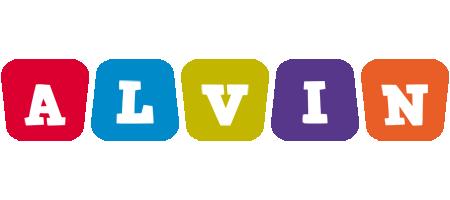 Alvin daycare logo