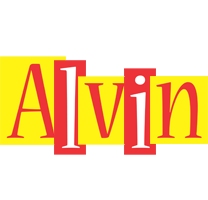 Alvin errors logo