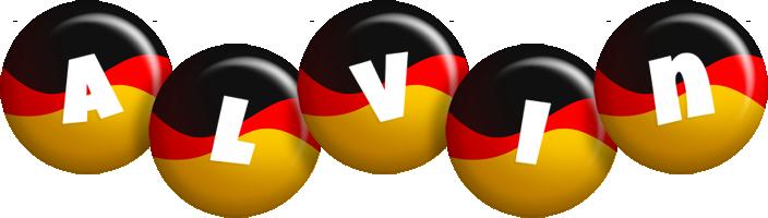 Alvin german logo