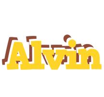 Alvin hotcup logo
