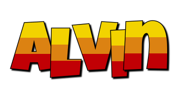 Alvin jungle logo