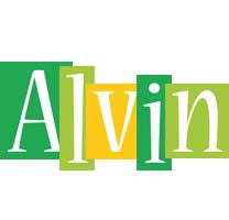 Alvin lemonade logo