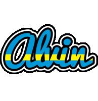 Alvin sweden logo
